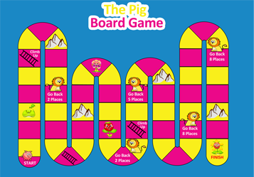 The Pig Board Game